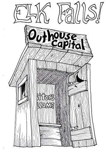 Outhouse Capital of Kansas